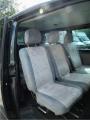 VW Transporter-interiér