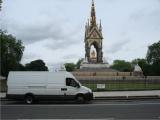 Londýn - Kensington Gardens