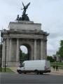 Londýn - Wellington Arch