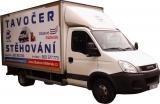 Stěhovací vozidlo Iveco Daily