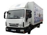Stěhování a autodoprava vozidlem Iveco 36 m3 skříň (EuroCargo ML75E15)