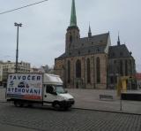 Stěhování Plzeň ,stěhovací služby Plzeň